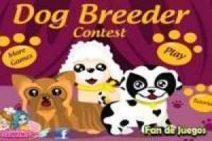 Competition dog breeders