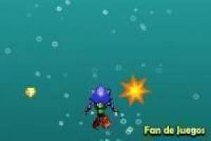 Sonic no fundo do mar