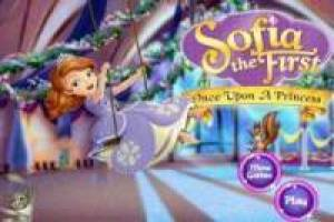 Once upon a time, Princess Sofia