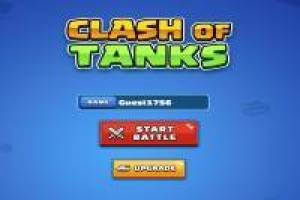 Guerra de Tanques estilo Clash Royale