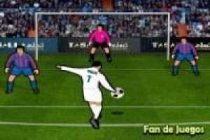 Voetbal: Real Madrid vs Barcelona
