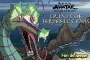 Juego Avatar trials of serpent pass Gratis