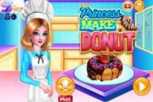 Prepare delicious donuts with our chef