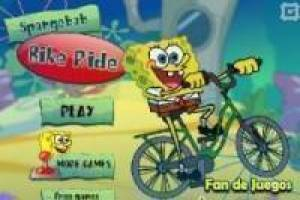 SpongeBob: Bike