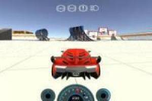 Impossible Stunt Car