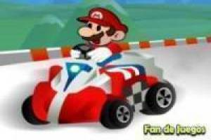 Free Mario mini car Game