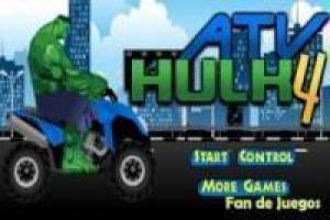 Free Hulk atv 4 Game