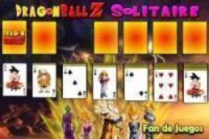 Juego Dragon ball z: solitario Gratis