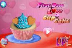 Cupcake for lovers