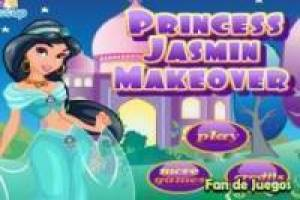 Makeover: Princess Jasmine
