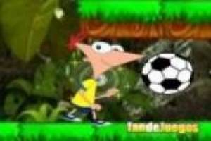Phineas and ferb road to brazil