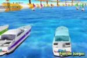Free Boat Racing 3d Game