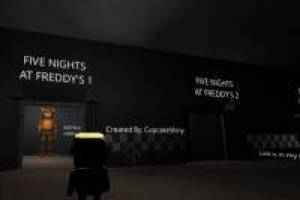 Five Nights at Freddy' s in Kogama