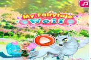 Take care of the wolf from fairyland