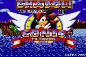 Shadow dans Sonic: On Line
