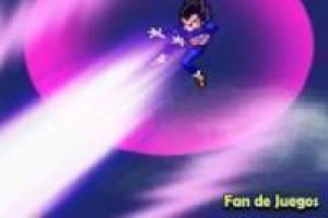 Schatten vs Vegeta: Animation