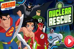 Aktion der Justice League: Nuclear Rescue