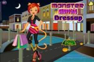 Dress up Toralei Stripe from Monster High