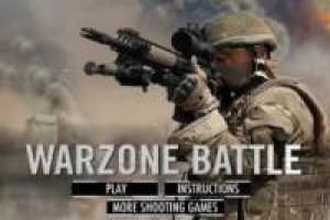 Free Warzone Battle Game