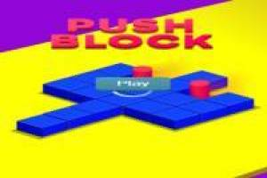 Push Block Funny