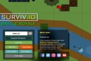 Surviv IO Battle Royale