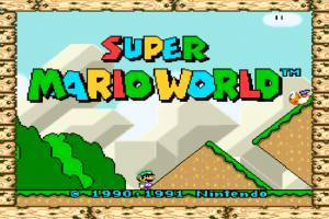 Modo Super Mario World God