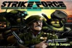 Бесплатно Strike Force Heroes 2 Играть