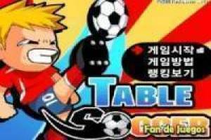 Fútbol: Table Soccer