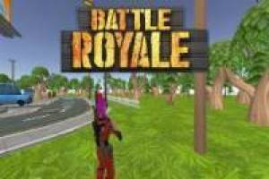 Battle Pixel Royale Multiplayer