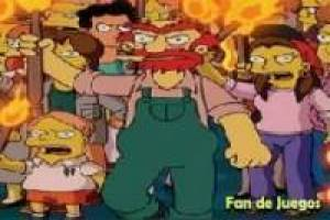 Simpsons Bart mata o ímpio