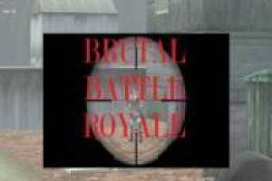 Bataille brutale royale