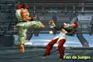 The King of Fighters: Luchas