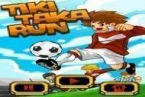 Free Tika taka run Game