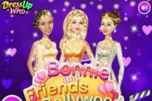 You saw Bonnie and her friends