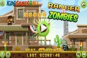 Zombies VS Ranger