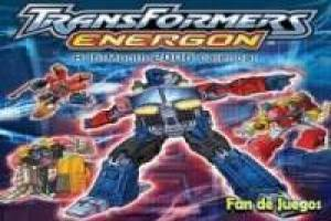 Transformers and energon