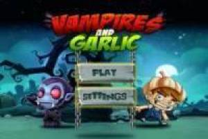 Vampires VS Garlic