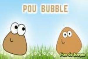 Pou bubble