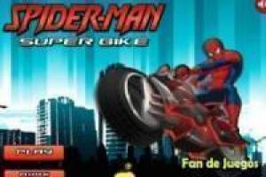 Free Spiderman: super bike Game