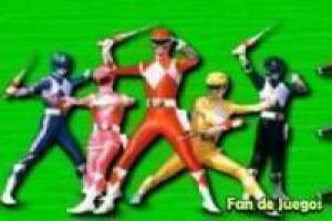 Power Rangers: Estrellas Escondidas