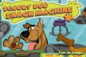 Scooby doo and food machine