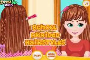 Funny school hairstyles