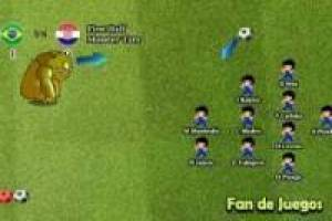Free Monster world cup 2014 Game