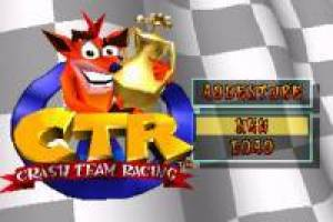 Crash Bandicoot Kart Racing