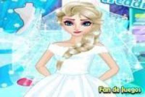 Free Frozen, designer dresses for brides Game