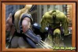 Free Hulk and Wolverine Game