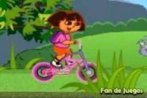 Dora the Explorer bike 2