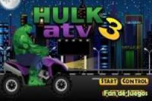 Free Hulk ATV 3 Game