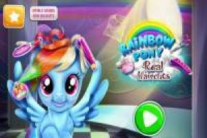 Peinar a My Little Pony