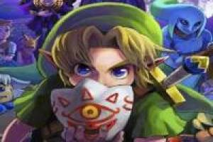 The Legend of Zelda On Line
